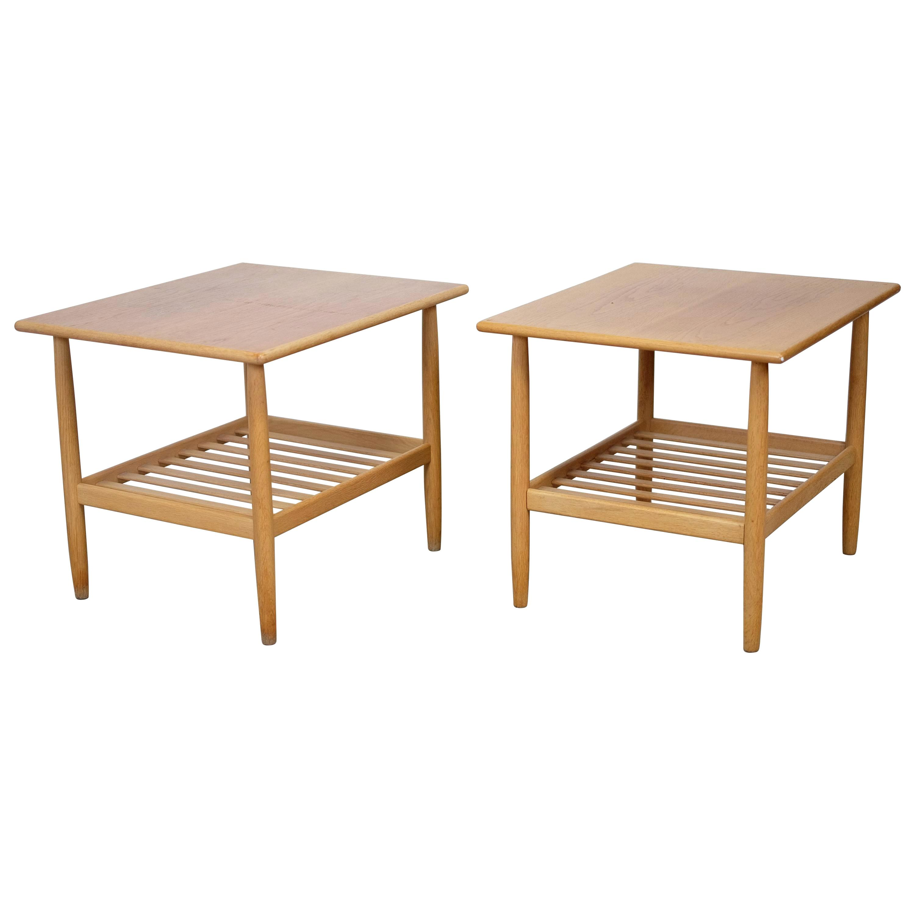 two side table tone chair end with drawer pair tables oak for antique outdoor kmart mirrored target inch round plastic tablecloths ryobi foot trestle dark coffee black wrought