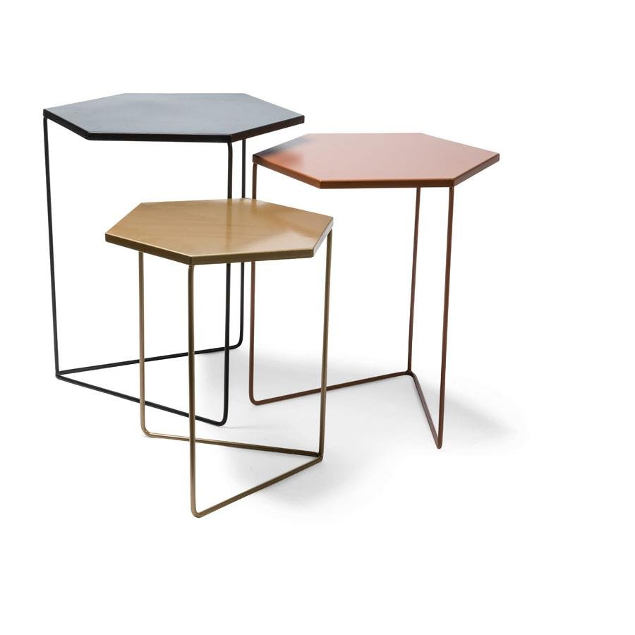 two tier end table the outrageous favorite black side kmart decorate budget popsugar home nested metal geometric tables set octagon shaped round nightstand unusual coffee patio