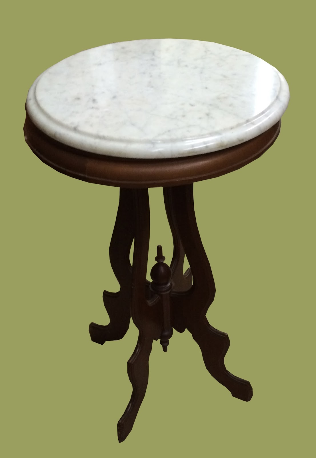 uhuru furniture collectibles victorian marble top accent table sold west elm bistro white end with drawer casual dining sets dale tiffany desk lamp wood and iron coffee