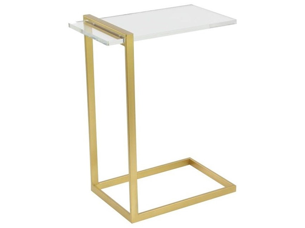 uma enterprises inc accent furniture metal acrylic products color table small stand cement dining room ashley wood and nesting tables mid century modern lamps garden chairs set