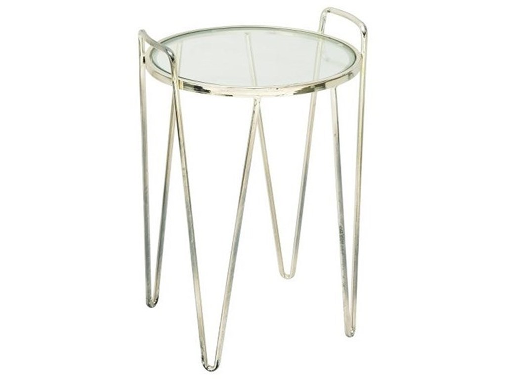 uma enterprises inc accent furniture metal glass silver products color table furnituremetal stand white outdoor end low living room black marble top tables perspex tall mirrored