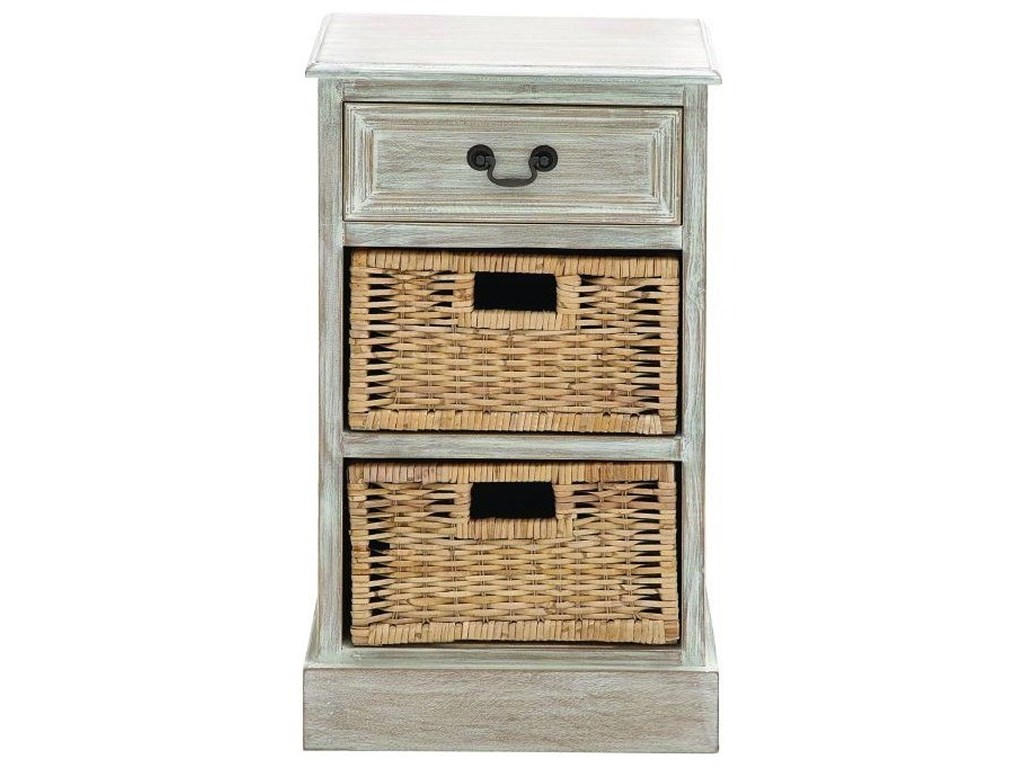 uma enterprises inc accent furniture wood basket side products color wicker storage table target telephone contemporary bedroom drop leaf end with drawer chalk paint coffee