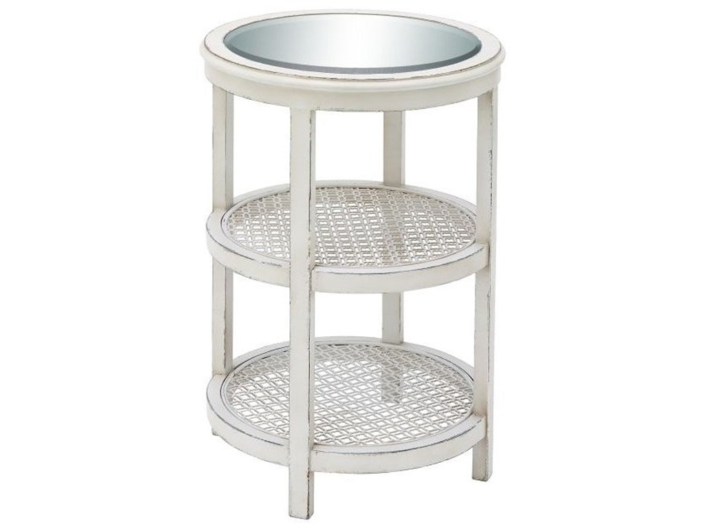 uma enterprises inc accent furniture wood mirror metal white products color table and marble top end tables round outdoor cocktail farm style dining grey nest old lamp modern
