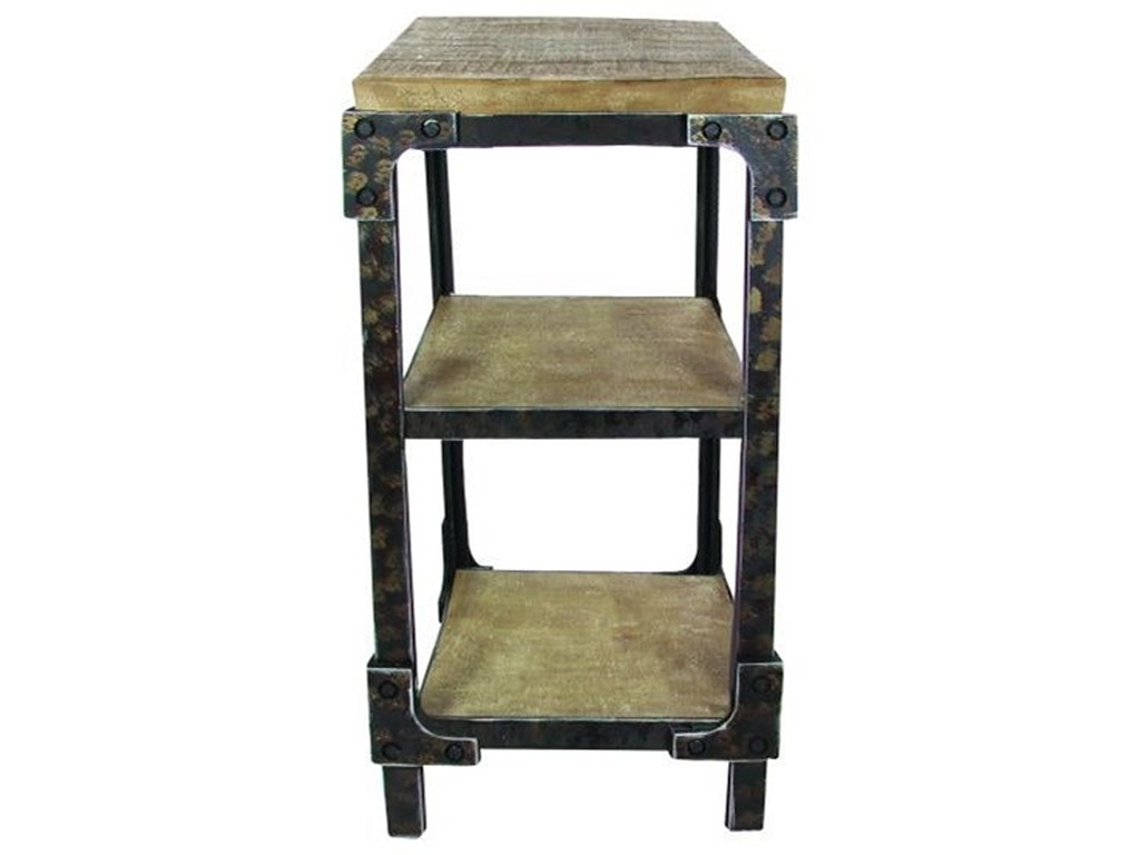uma enterprises inc accent furniture wood side table howell products color furniturewood patchwork runners free patterns white home accessories canadian tire patio restoration