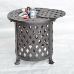 umbrella hole patio side tables you love nassau table with ice bucket outdoor cool home decor small chest white decorative storage cabinet antique dining folding sides bedroom 150x150
