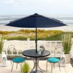 umbrella side table allport market outdoor quickview patio umbrellas cream tablecloth rattan end tables with glass top dining accents quality furniture simple console antique 150x150