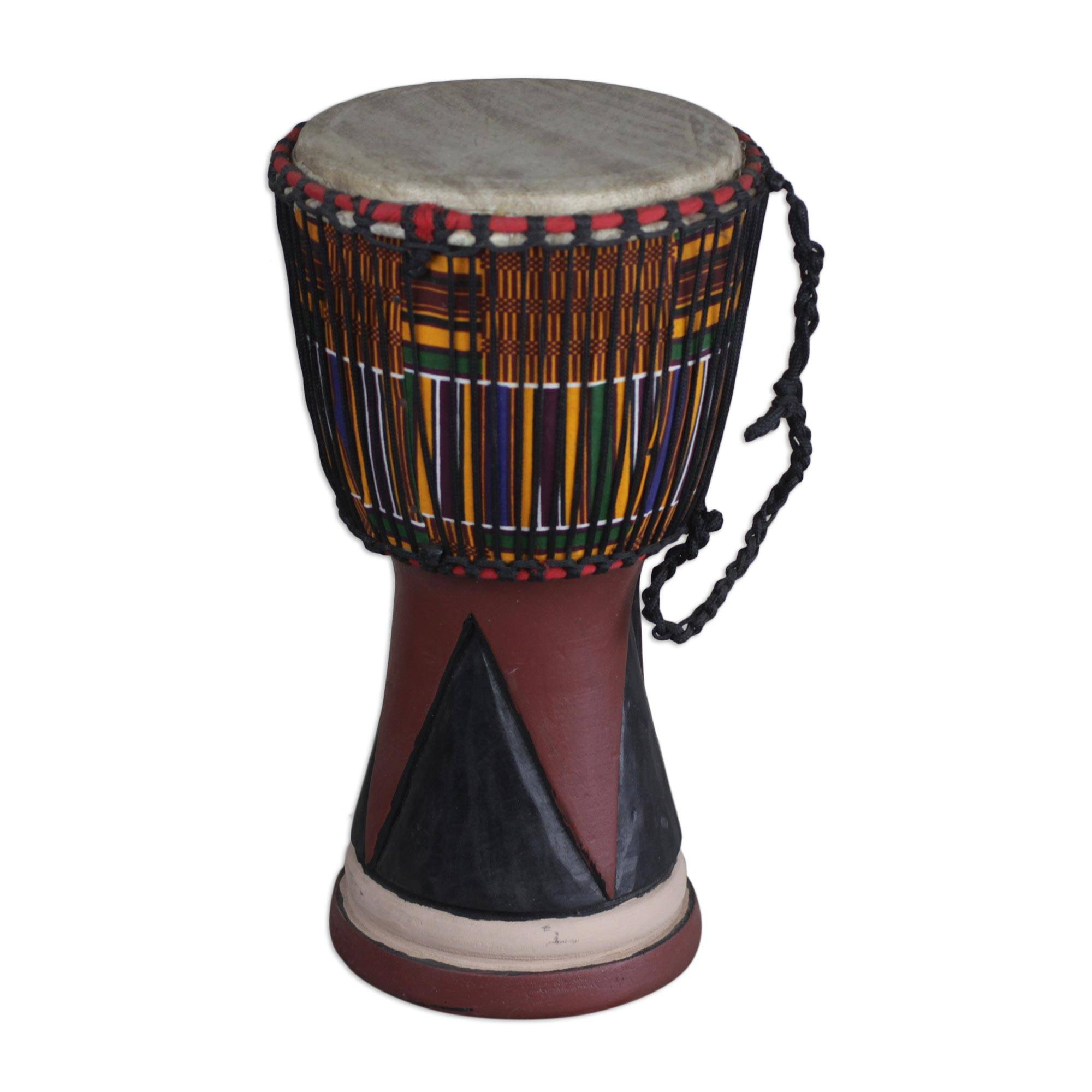 unicef market musical instruments frog drum accent tables wood djembe from the past handcrafted west african wooden bedside toronto hobby lobby furniture decorative wine rack home