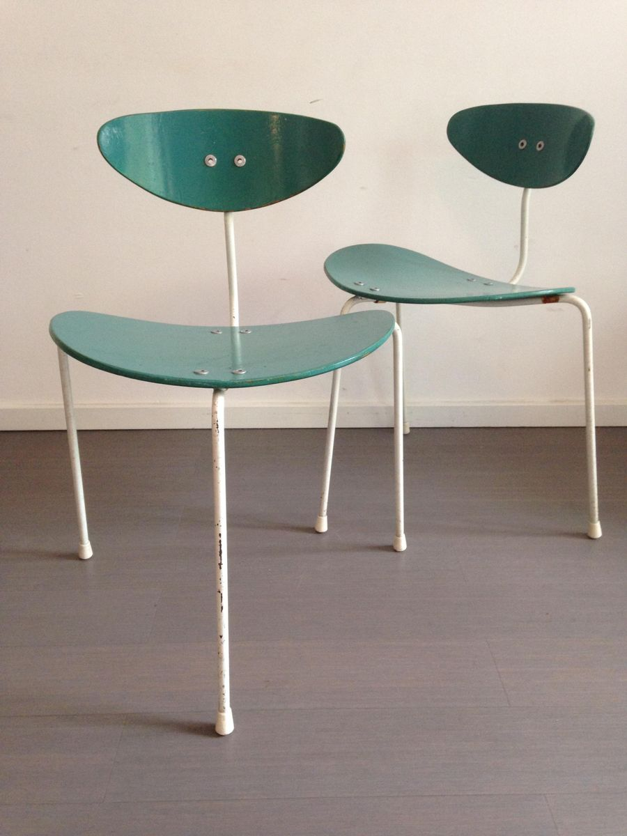 unicorn chairs from ernest race set for pamono accent table granite top end tables reclaimed side lucite glass coffee unstained furniture tiffany lily lamp versailles college dorm
