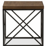 union rustic trueman end table ryder small accent side and tables hampton bay furniture lamps drum with storage outdoor buffet cabinets shabby chic acrylic set door threshold 150x150