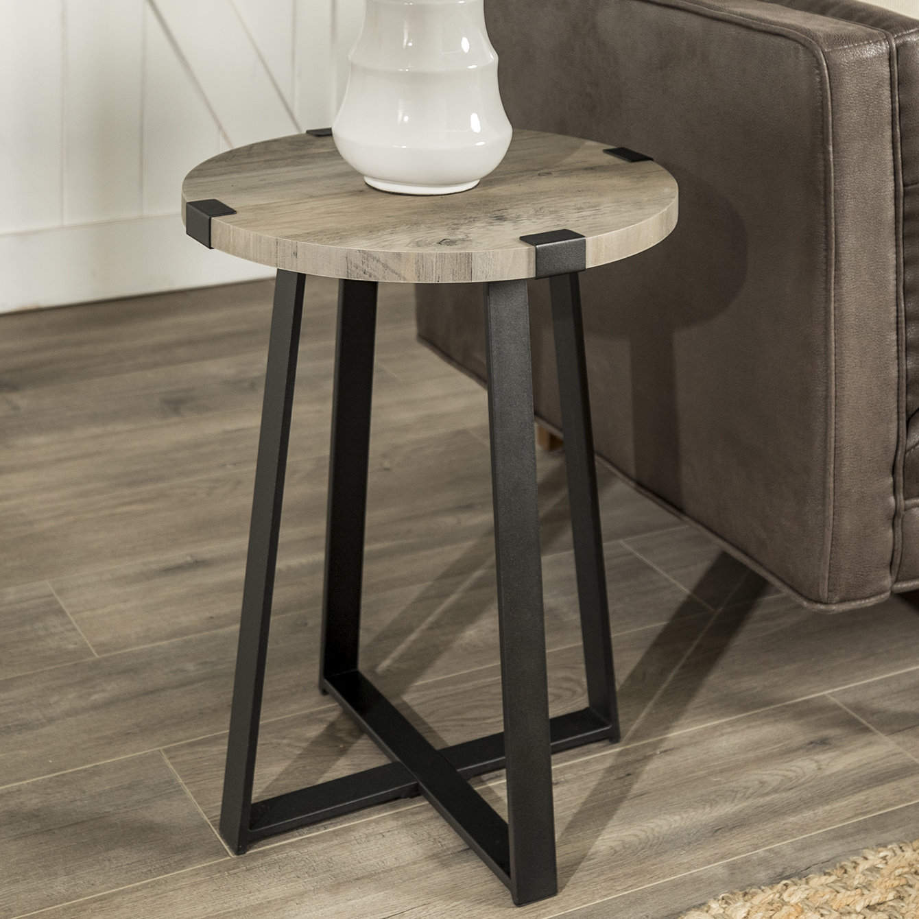 unique end tables bowden side table zoey night accent with baskets walnut quickview dark rustoleum metal paint modern linens tesco coffee small armchairs for living room outdoor