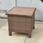 unique end tables diy the fantastic beautiful brown wicker outdoor patio abn table antique quick view vintage nightstands formica extra large dog crate sectional couch runners 150x150