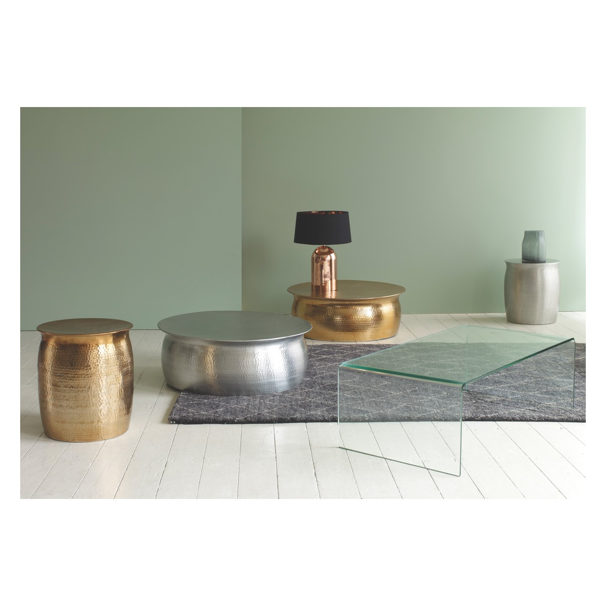 unique hammered coffee table tables metal forazhouse beautiful copper eden gold accent ethan allen drop leaf black wrought iron end chest west elm carpets kitchen island trolley
