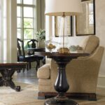 unique ideas dining room accent tables hooker furniture grandover round table small super skinny end pottery barn corner desk entry and mirror set glass windham cabinet teal 150x150