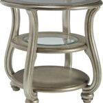 unique round silver accent table for steve gianna amazing coralayne end from ashley tall lamps living room area rugs house interior design ideas cherry side tables coffee decor 150x150