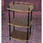 uniquewise tier telephone table small book shelf accent side brown marble coffee tables with and end glass stacking over the toilet storage target tall bistro ethan allen used 150x150