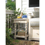 universal furniture accent tables end paula deen home table with built power strip dog crates that look like elephant over chair carolina panthers license plate tall bedside 150x150