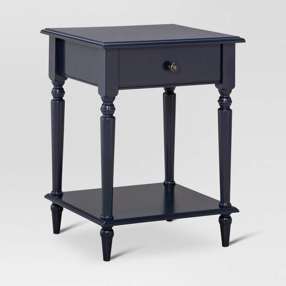 upc accent table threshold turned leg guest product for navy ikea wood coffee vintage reclaimed furniture patio and side tables plastic garden storage boxes chair living room