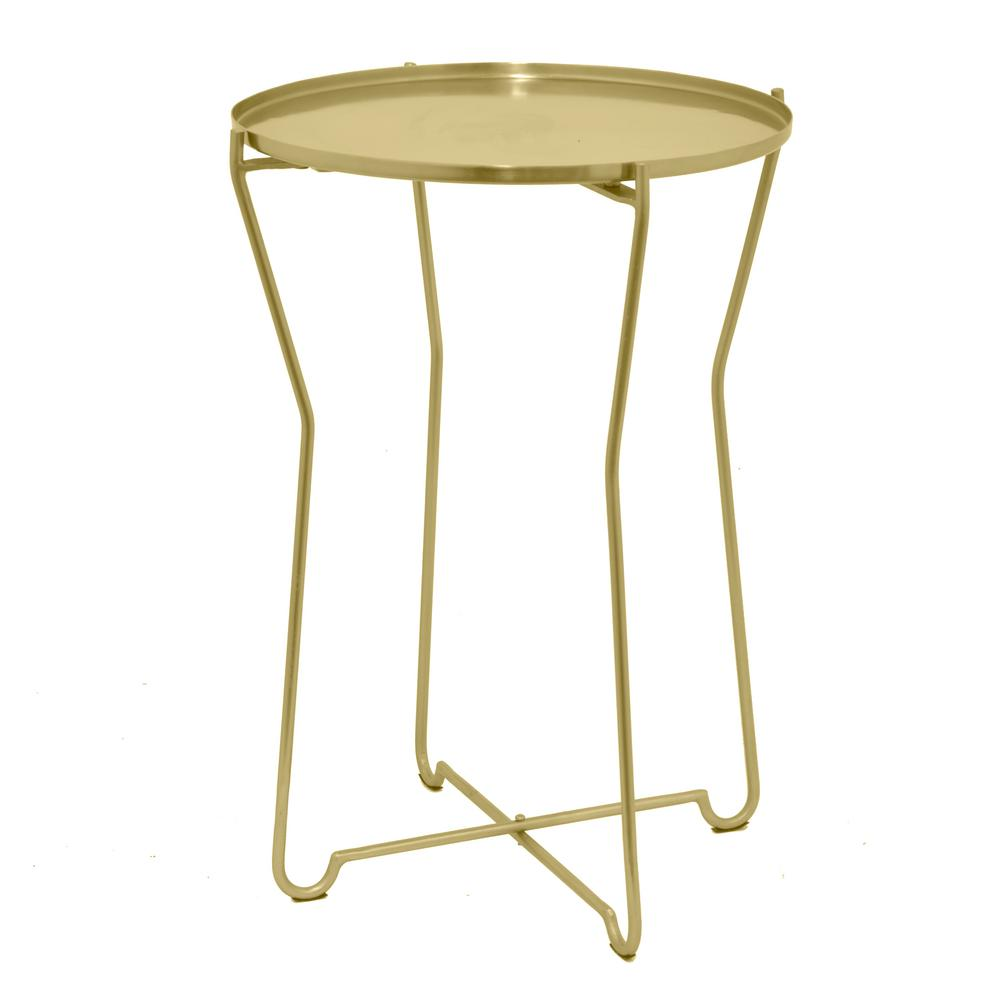 upc gold metal accent table silver upcitemdb three hands end tables product for white marble square coffee garden furniture teal chair tall lamps dark grey side west elm couch
