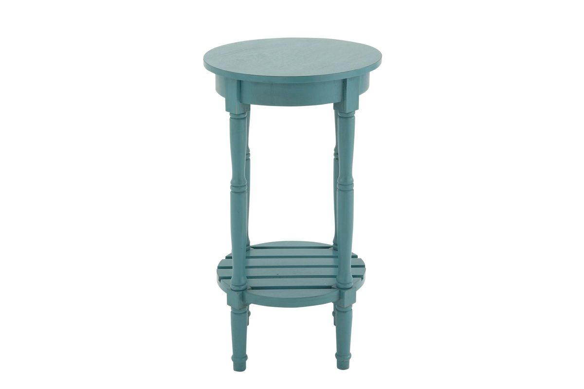 updated traditional accent table teal gardner white from furniture rustic entry touch lamps target tables end mirror frame gray west elm arc lamp dining decor ideas ikea black