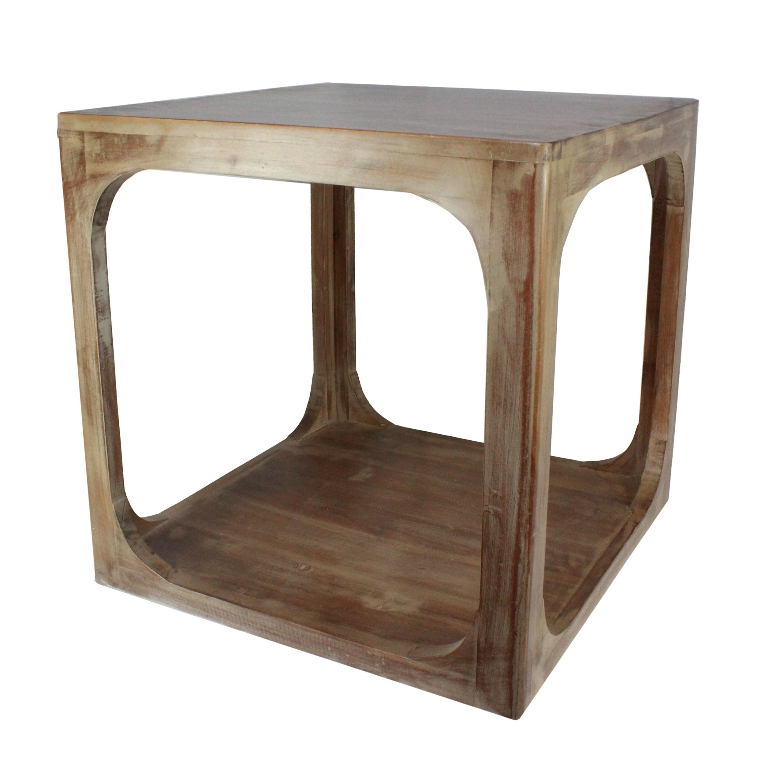 urban designs alton brown natural wood accent side table night free shipping today living room design with drawers mirror corner furniture storage baskets pier one ture frames