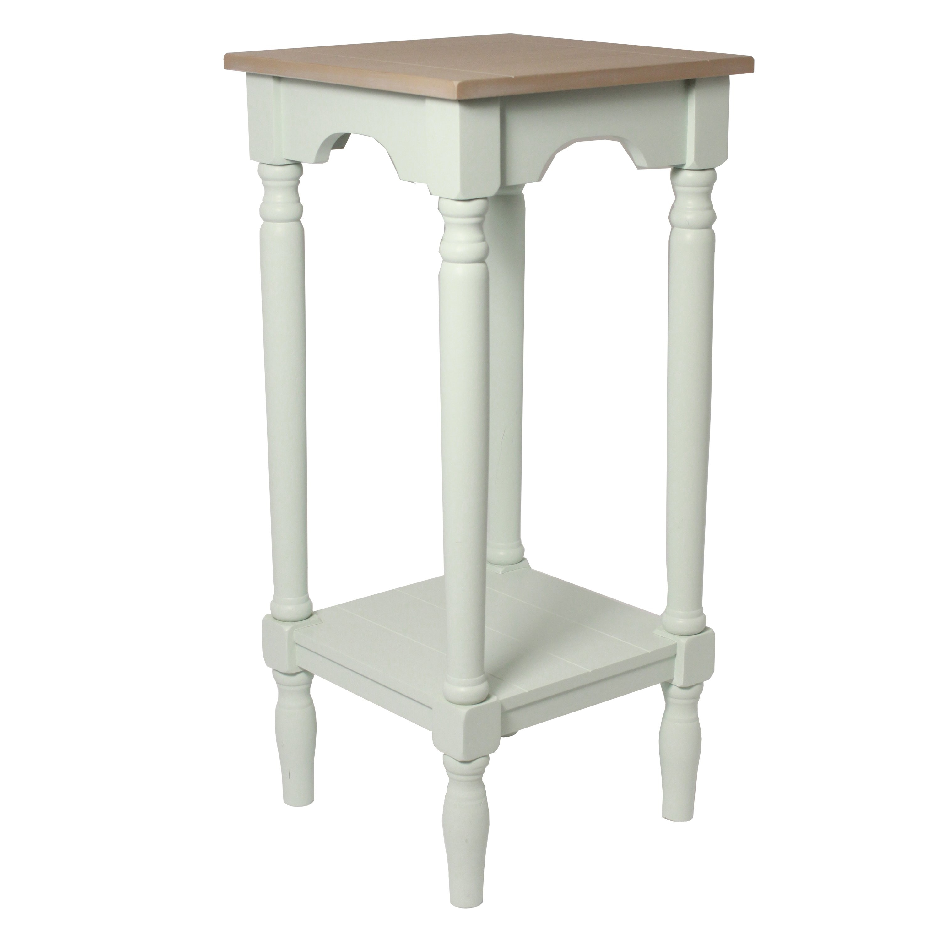 urban designs cyra light blue wood accent table free shipping today pink chandelier lamp chest for living room clothes organiser solid marble side ikea narrow end navy chair patio