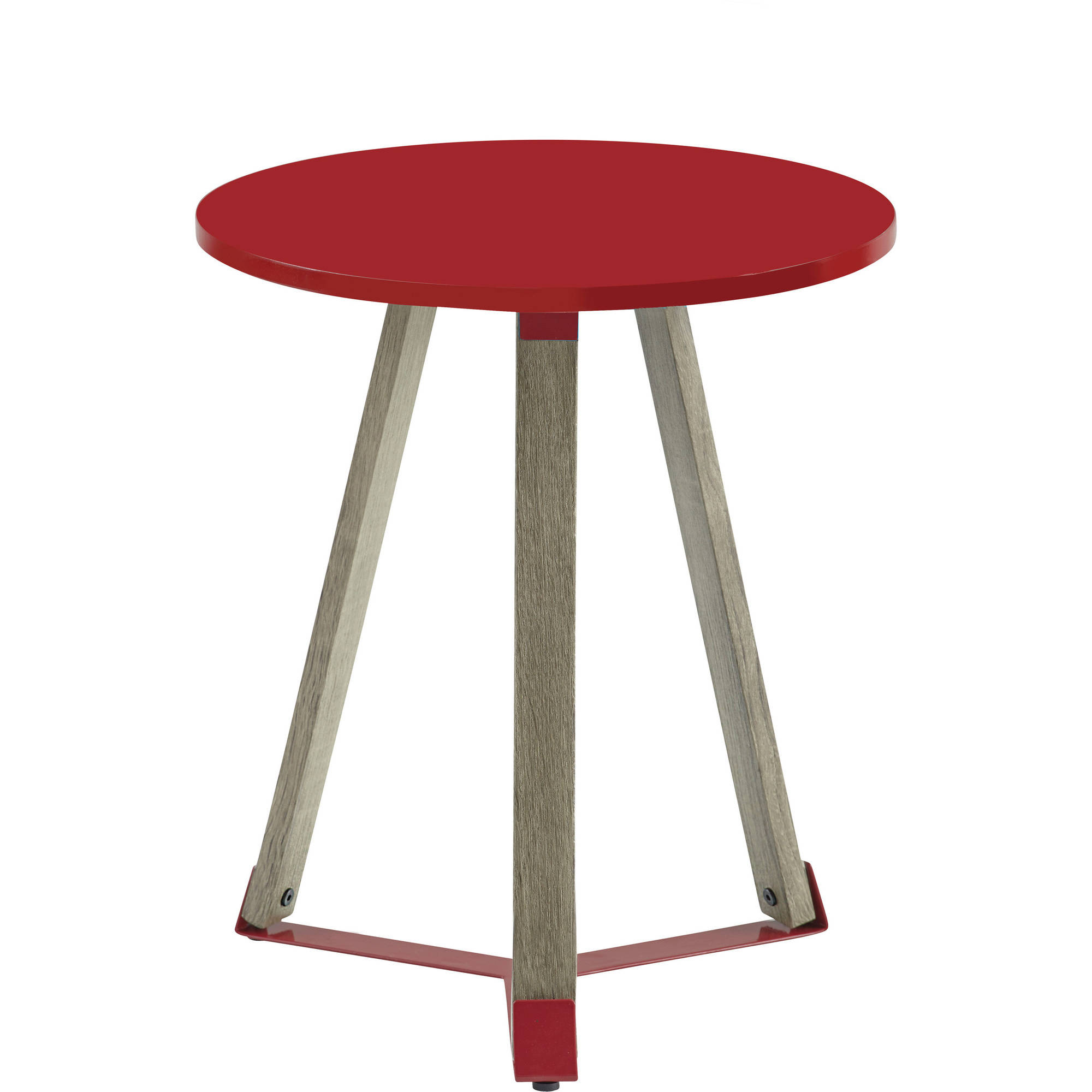 urban phoenix red mid century round table room essentials accent upholstered stacking chair jcpenney tables counter height dining set with bench tablecloth runners computer desk