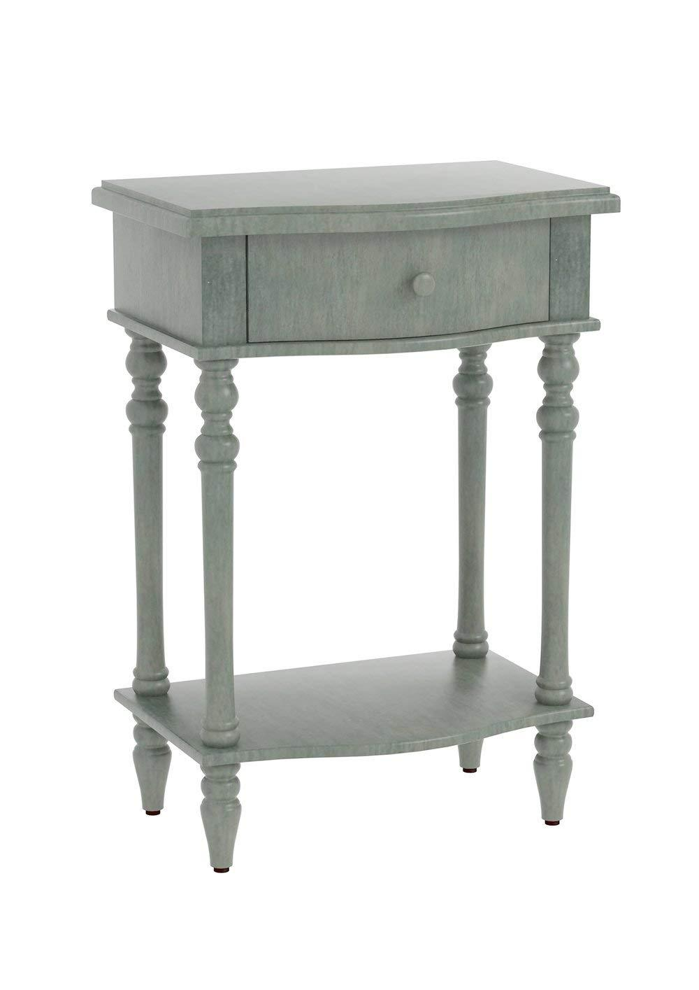 urbanest jefferson accent end table with drawer tables drawers small trestle legs coffee and matching side hobby lobby rustic wood ikea bedroom storage ideas dale tiffany hanging