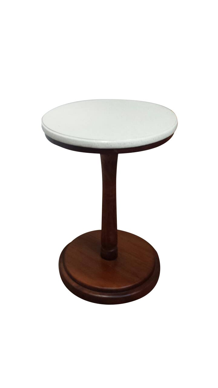 urnporium terrazzo marble top with mahogany base plant accent telephone table stand pedestal side target metal dining room legs small coffee ideas gold lamps large outside