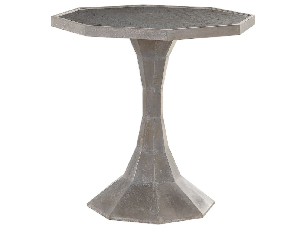 uttermost accent furniture aharon octagonal lamp table dunk products color dice bright end tables floor length mirror piece faux marble coffee set red cloth mid century leather