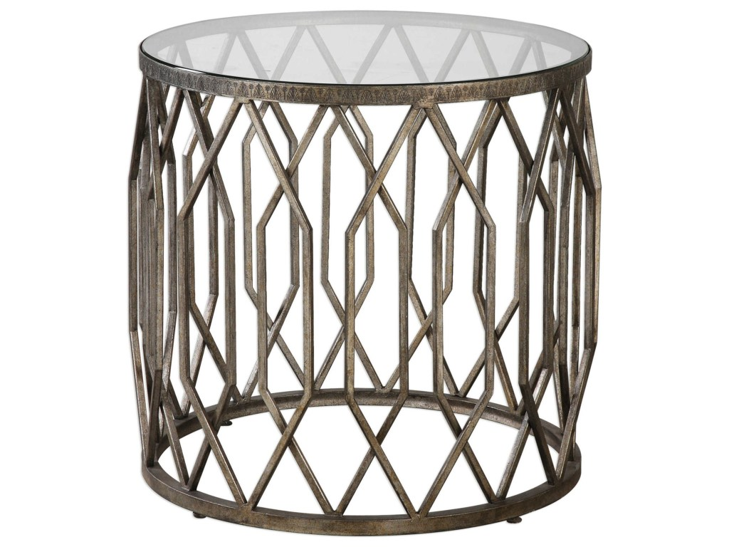 uttermost accent furniture algoma glass table products color dice furniturealgoma wicker storage baskets frame trestle kids nic affordable modern for bedroom drum kit throne