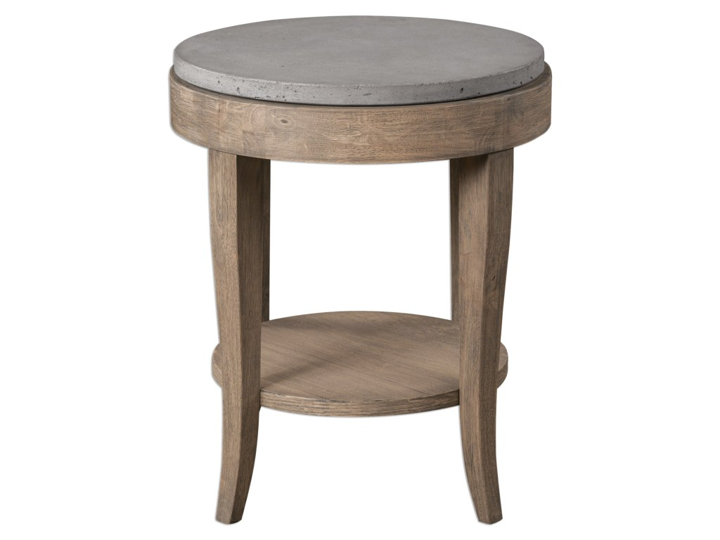 uttermost accent furniture deka round table del sol products color threshold copper furnituredeka solid cherry wood coffee side console with drawers ikea mirror top end marble