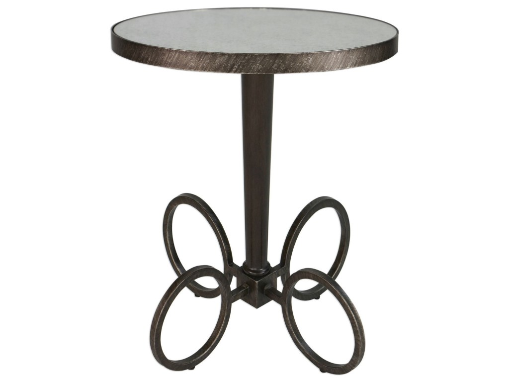 uttermost accent furniture jalen industrial table miskelly products color jinan furniturejalen pier one patio small room metal glass top tables magnussen pinebrook coffee tall