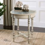 uttermost accent furniture jinan table pedigo products color blythe furniturejinan card cloth wood nightstand with drawers glass decor drop leaf dining patio sets trestle bench 150x150
