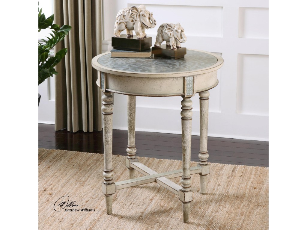 uttermost accent furniture jinan table pedigo products color laton mirrored furniturejinan builders lighting couch lucite cube tablecloth for small round side handmade runner