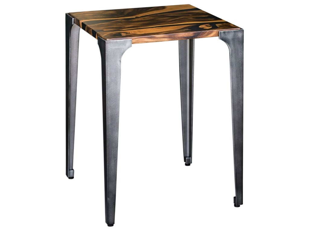 uttermost accent furniture mira acacia side table miskelly products color martel furnituremira autumn runner quilt patterns round bronze mosaic garden sage console oval marble top