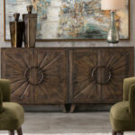 uttermost accent furniture mirrors wall decor clocks lamps art simplify oval table double the impact nautical kitchen island lighting distressed coffee and end tables folding 150x150