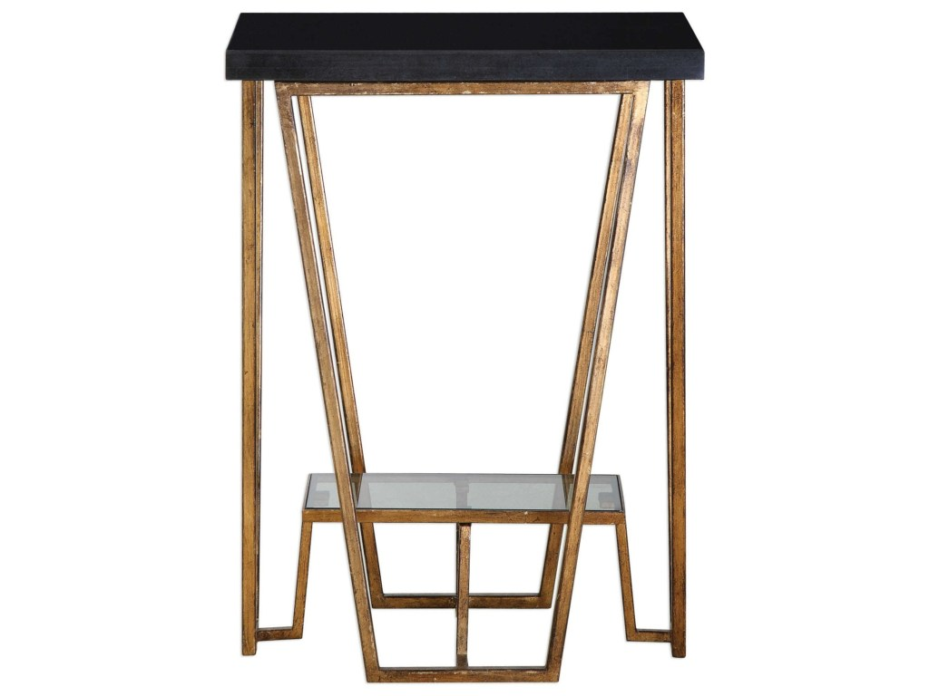 uttermost accent furniture occasional tables agnes black products color table tan threshold granite dunk bright end steel portland solid cherry dining room cabinet stand narrow