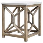 uttermost accent furniture occasional tables catali stone products color end table dunk bright target wood and metal side solid cherry nautical lantern lamp matching living room 150x150