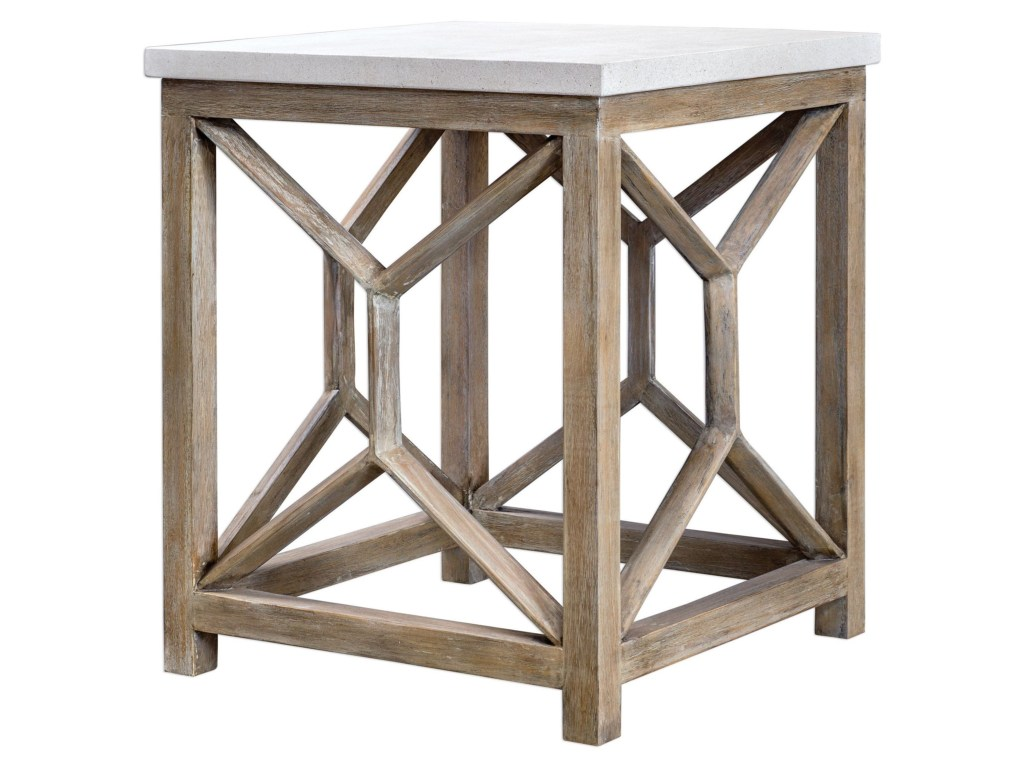 uttermost accent furniture occasional tables catali stone products color end table dunk bright target wood and metal side solid cherry nautical lantern lamp matching living room