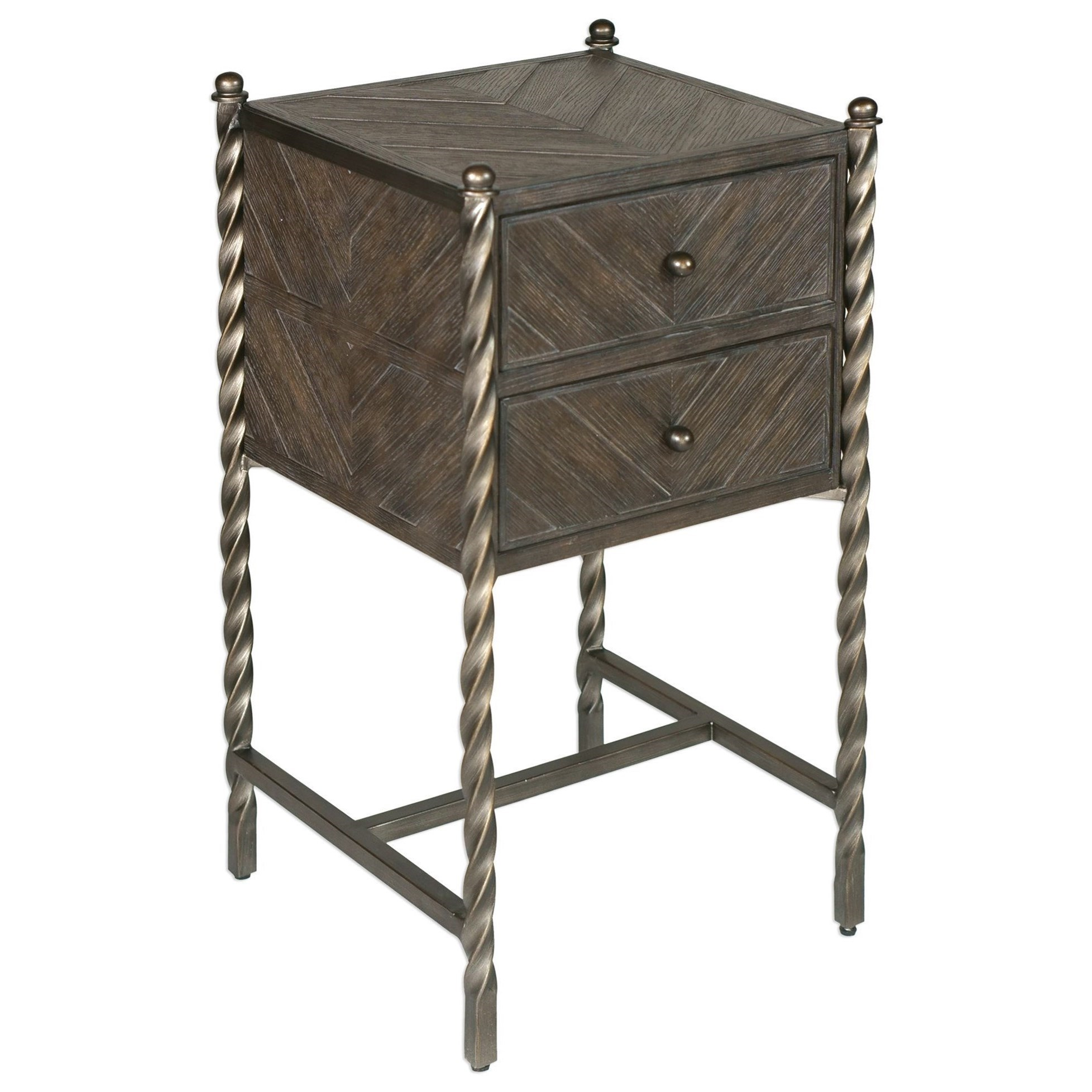 uttermost accent furniture occasional tables hagar oak products color table floor cabinet ikea storage shelves with bins bedroom decoration cabinets glass doors piece coffee set