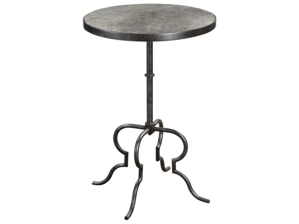 uttermost accent furniture occasional tables janine aged products color black table dunk bright end wood small white painting pine narrow mirrored console patio shade structures