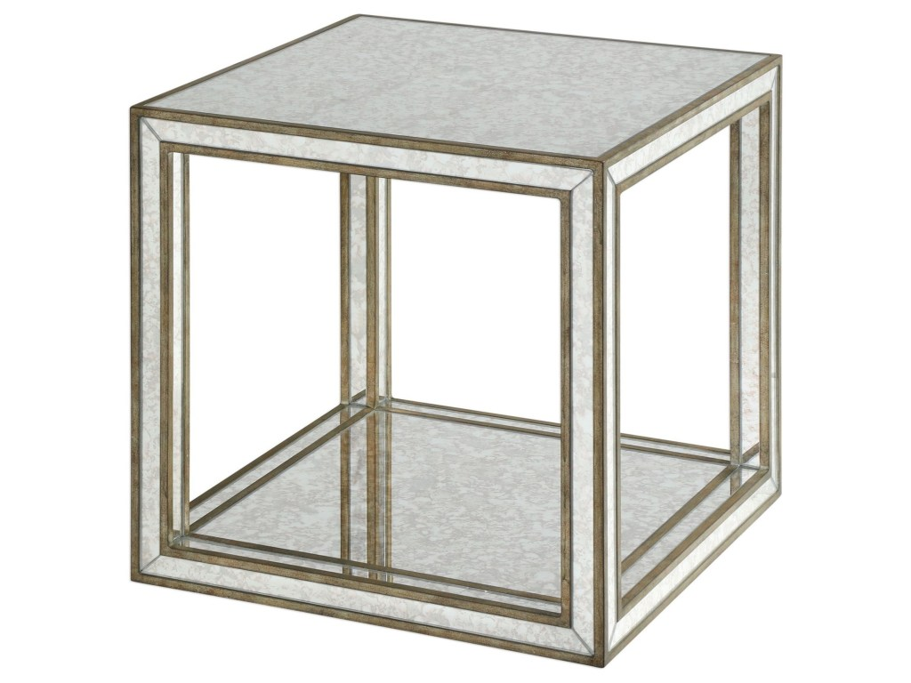 uttermost accent furniture occasional tables julie mirrored products color glass table tablesjulie amish made all weather outdoor style couch cordless reading floor lamps garden