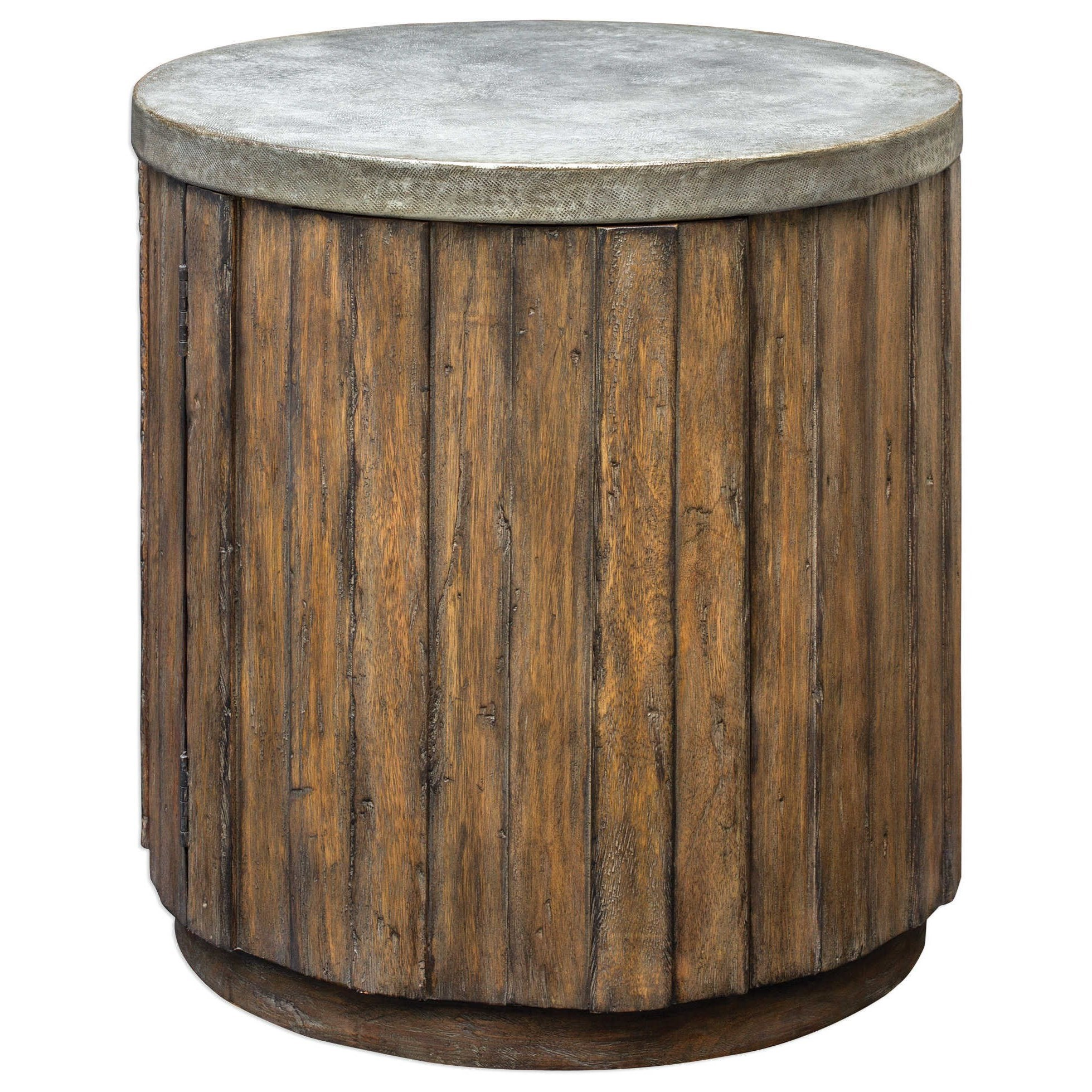 uttermost accent furniture occasional tables maxfield wooden products color outdoor drum table skinny bedside unfinished wood nightstand black cube end drop leaf side mirror