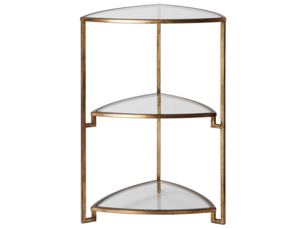 uttermost accent furniture occasional tables nastasia gold leaf products color table tablesnastasia bbq prep cart tall end target patio dining outdoor side cooler urban home rope