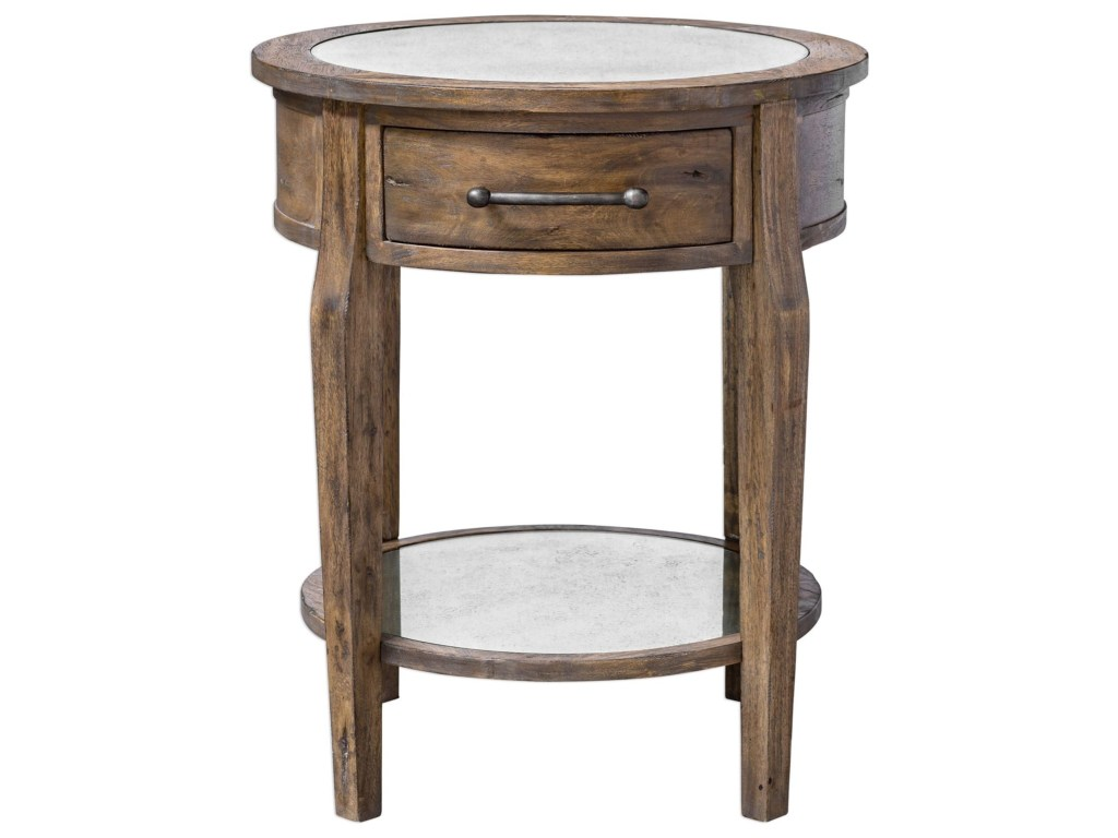uttermost accent furniture occasional tables raelynn wood lamp products color dice table tablesraelynn metal coffee and end industrial concrete chairs room essentials queen