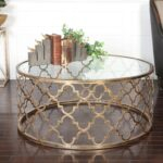 uttermost accent furniture quatrefoil coffee table miskelly products color stratford wicker folding bronze furniturequatrefoil teal blue side white circle tablecloth retro style 150x150