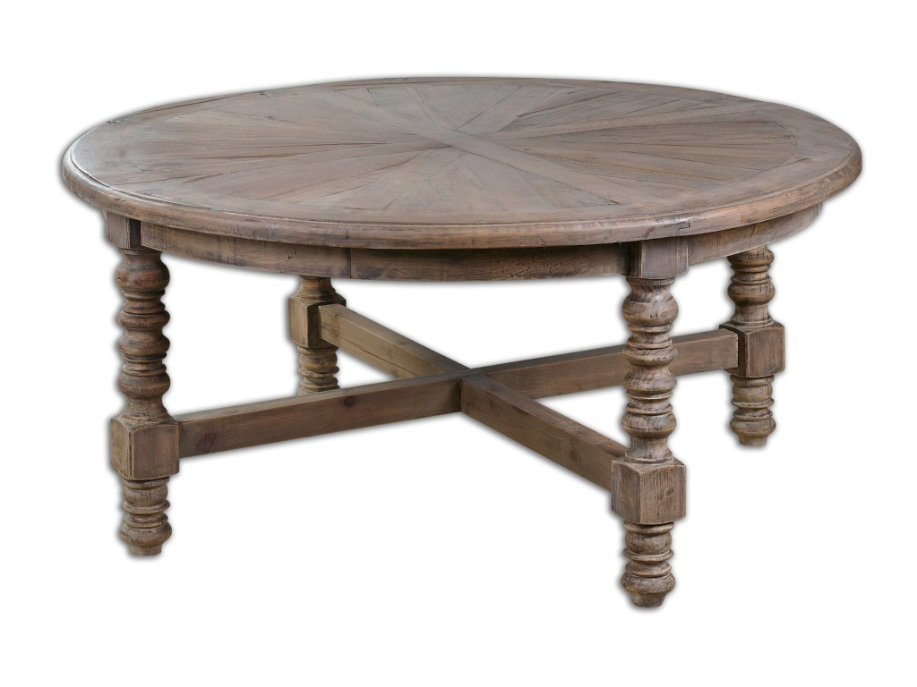 uttermost accent furniture samuelle wooden coffee table dunk products color quatrefoil wood furnituresamuelle vintage retro dining and chairs glass set ikea garden full length