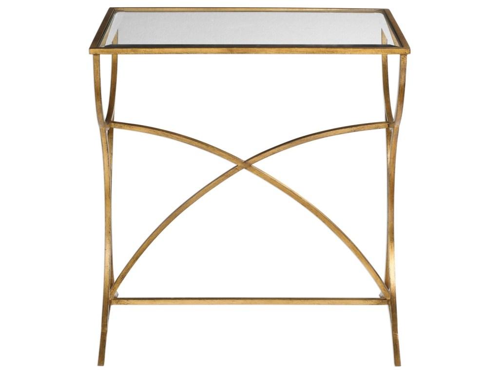 uttermost accent furniture sarette antiqued gold table products color asher blue furnituresarette tablecloths and napkins side plans led desk lamp lawn crystal lamps for living