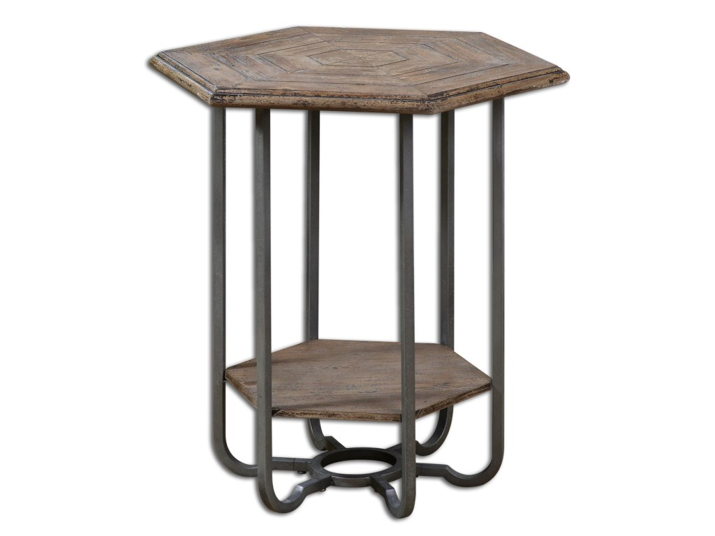 uttermost accent furniture son wooden table miskelly products color tables wrought iron glass narrow mirrored console contemporary outdoor black kitchen and chairs light colored