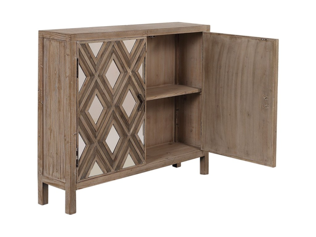 uttermost accent furniture tahira mirrored cabinet sheely products color laton table furnituretahira christmas linen tablecloths marble tulip side small patio set kitchen chest